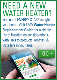 Need a New Water Heater
