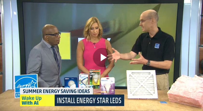 Wake up with Al segment with ENERGY STAR's Doug Anderson