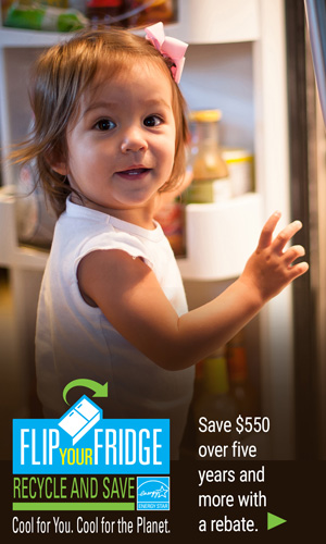 ENERGY STAR Flip Your Fridge