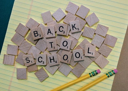 Back to School pieces