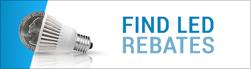 Find LED Rebates