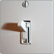 Dimmable light switch image