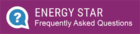 ENERGY STAR FAQs