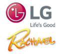 LG and Rachael Ray Logos