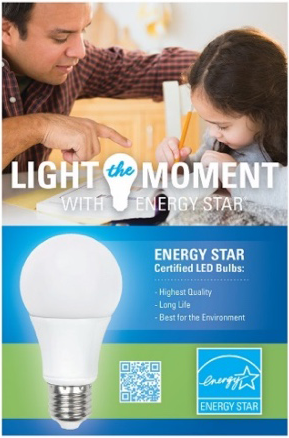 Light the Moment with ENERGY STAR