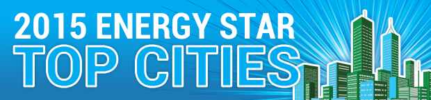 Page Title: 2015 ENERGY STAR Top Cities