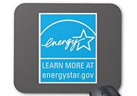 ENERGY STAR mousepad