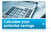 Calculate your potential savings