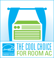 The Cool Choice for Room AC Ad