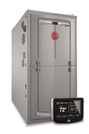 Rheem Prestige R97V Series with EcoNet Control Center