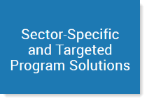 link to Sector-Specific and Targeted Program Solutions page