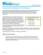 This image shows the first page of the How to Respond to Data Requests in Portfolio Manager document.