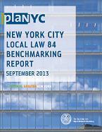 The New York City Local Law 84 Benchmarking Report, 2013