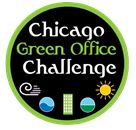Chicago Green Office Challenge logo