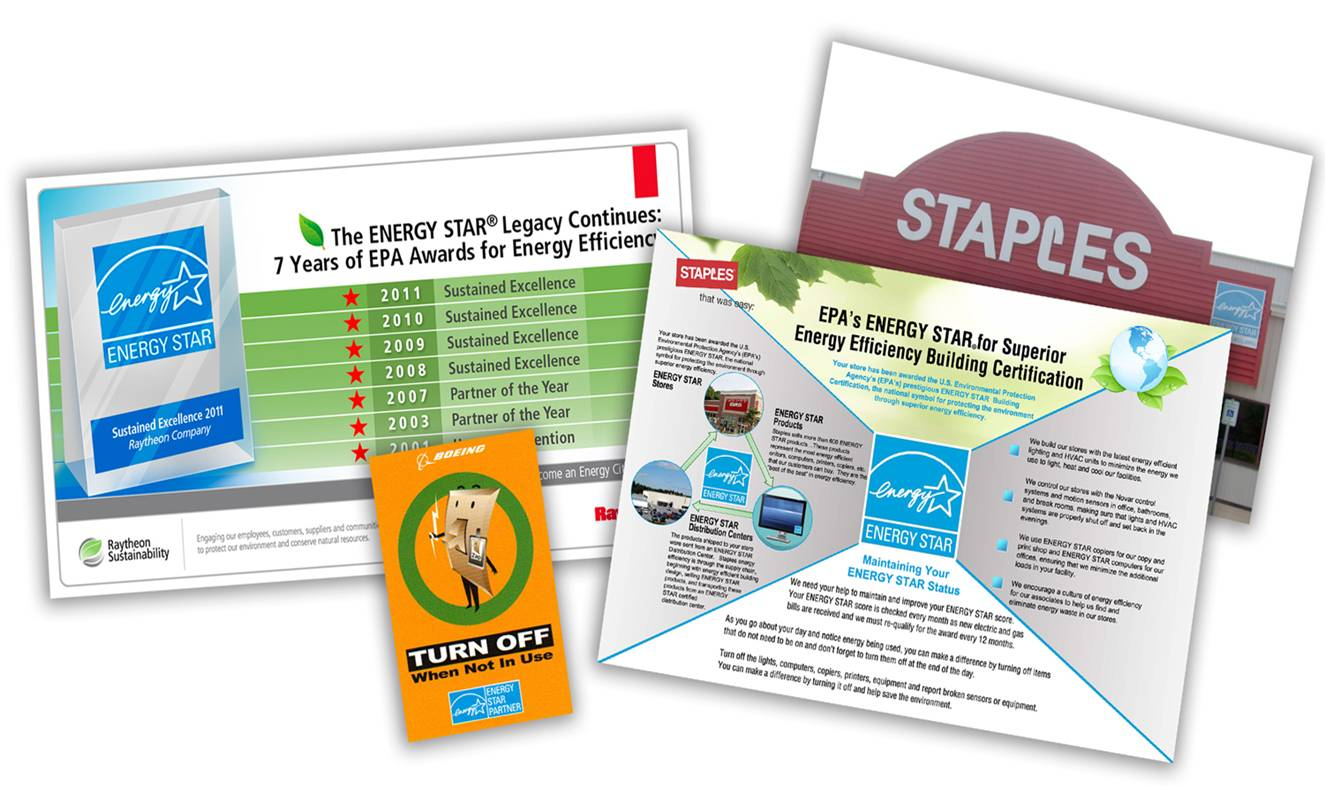 Creative examples from ENERGY STAR partners