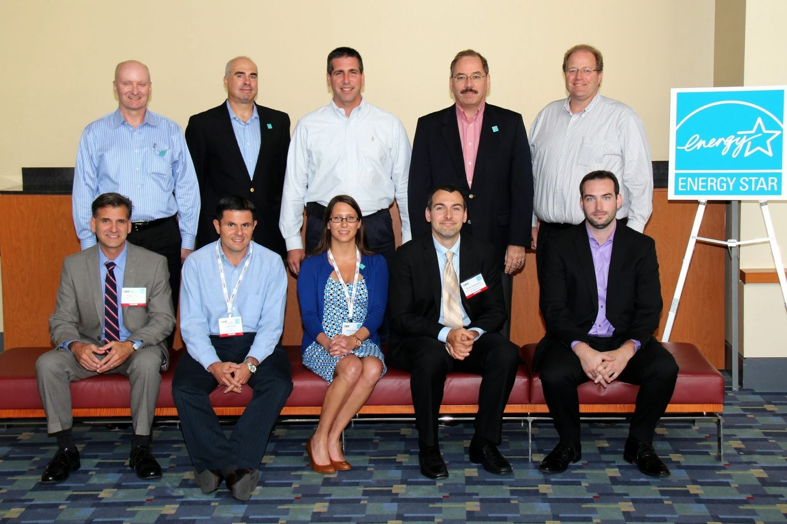 Image of people at the Annual Pharmaceutical Manufacturing Focus Meeting