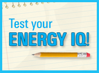 Test your energy IQ!