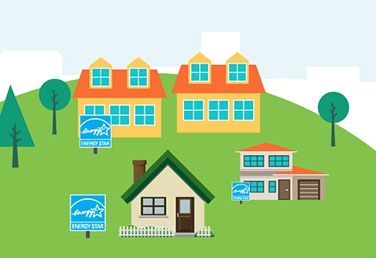 image of ENERGY STAR new homes