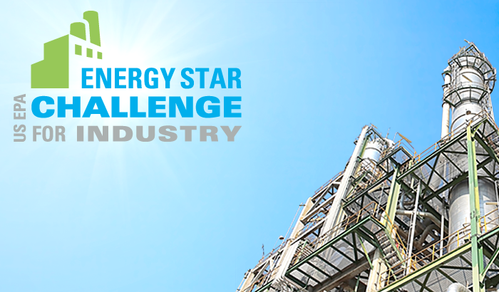 ENERGY STAR Challenge for Industry