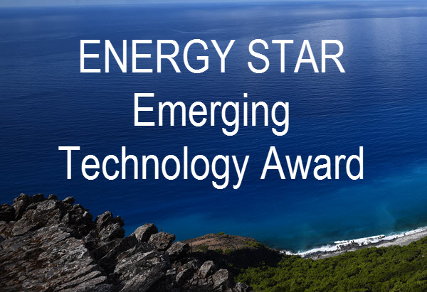 ENERGY STAR Emerging Technology Award