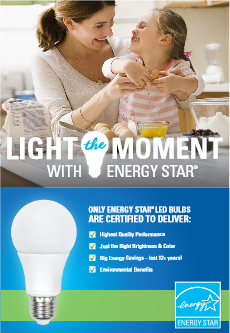 Light the Moment Shelf-talker Image 3