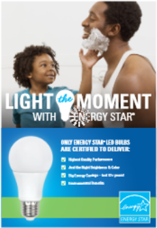 Light the Moment Shelf-talker Image 5