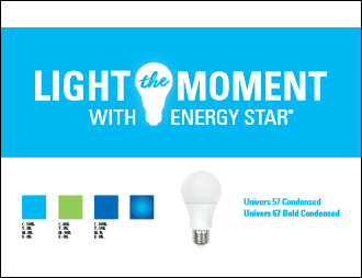 Light the Moment with ENERGY STAR Style Sheet