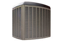 image of a light commercial heating & cooling unit