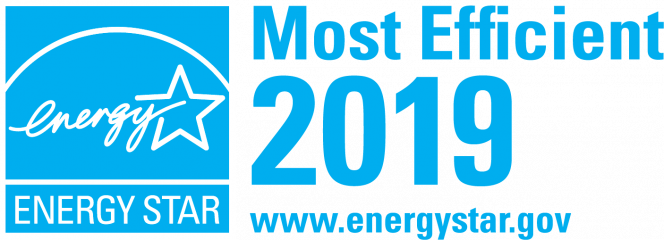 ENERGY STAR Most Efficient 2019 logo