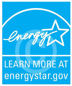 High resolution ENERGY STAR promotional mark