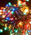 image of decorative string lights