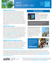 thumbnail for PDF of What is ENERGY STAR webpage