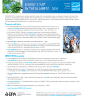 2020 About Energy Star By The Numbers Thumbnail
