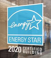 2020 Certified Building Decal