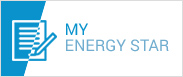 SIGN UP WITH MY ENERGY STAR