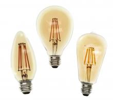 Vintage LED bulbs