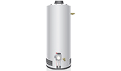 image of a high efficiency gas storage water heater