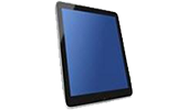 image of a slate or tablet