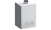 image of a whole home tankless gas water heater