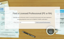 Licensed Professional Finder Tool