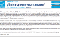 image of the Building Upgrade Value Calculator