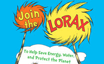 cover of Lorax Activity book