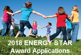 2018 ENERGY STAR Award Applications