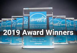 2019 Energy Star Award Winners