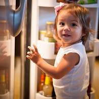 Flip your Fridge. Cool for you. Cool for the planet