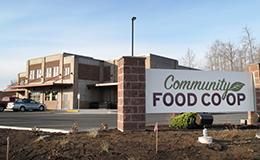 Image of Community Food Co-op, Cordata building