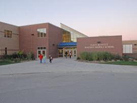 photo of Alice Buffet Magnet Middle School