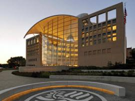 Photo of the United States Institute of Peace