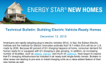 Building Electric Vehicle-Ready Homes Technical Bulletin thumbnail