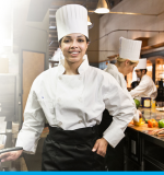 Commercial Food Service image of chef